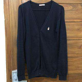 Cardigan Black Hush Puppies