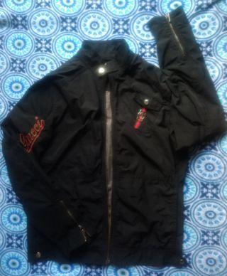 Vintage Gucci Bomber Jacket