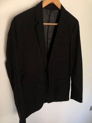 🚚 Black Blazer - rarely used