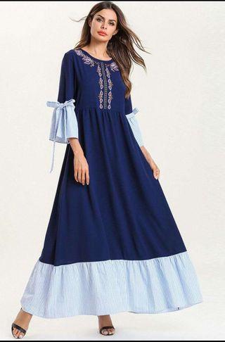 Turkish Style Islamic Dress