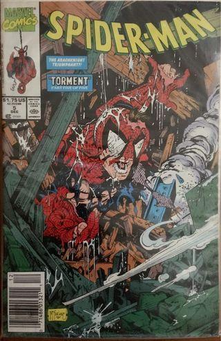 Spiderman Torment No. 5