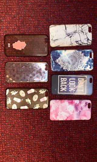 *bundle mix* IPhone 6/6s phone case