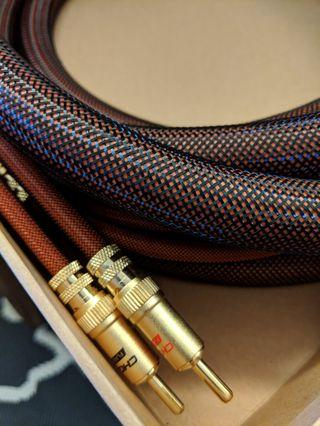 Choseal Audiophile Speaker Cable