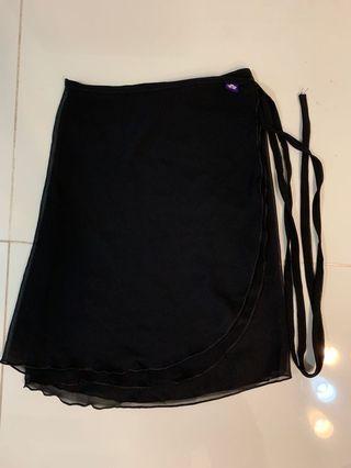 Balletlove black ballet skirt