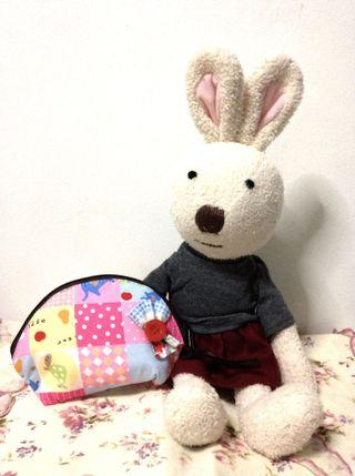 Cute pattern cosmetic bag/ pouch