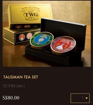 TWG Talisman Tea Set