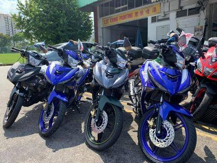 Yamaha SNIPER T150 For Sale