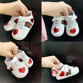 GUCCI INS BABY SNEAKERS