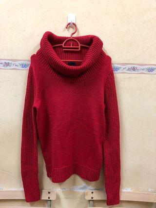 Red Sweater PRICE MARKDOWN!