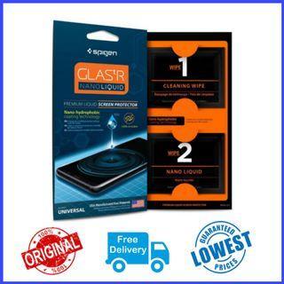 💥【ORIGINAL】💥 Spigen Nano Liquid Screen Protector