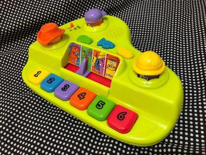 BB 發聲玩具琴 baby toy piano