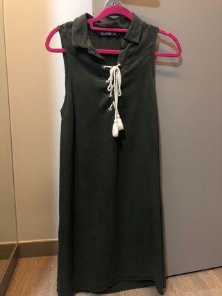 68998a04a4ca green lace dress | Women's Fashion | Carousell Singapore