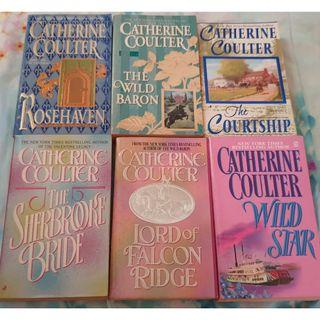 Preloved Fiction English Romance Books Novels By Catherine Coulter