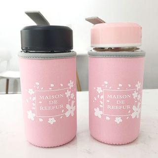 🚚 Water Bottle with tea filter