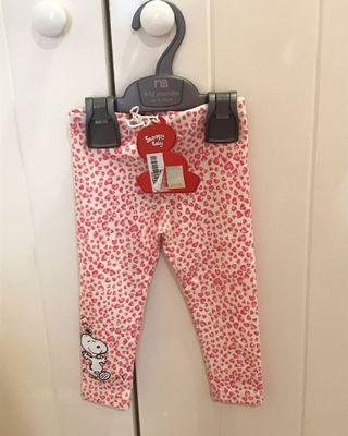 Snoopy baby legging