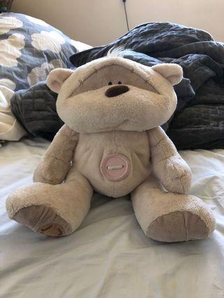 Fizzy Moon teddy bear