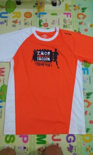 🚚 Race Against Racism running T-shirt