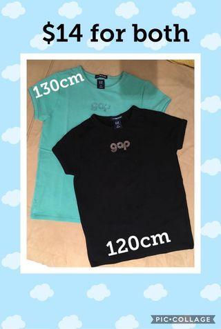 🚚 Girls' t-shirts