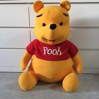 Pooh Plush Toy (large size)