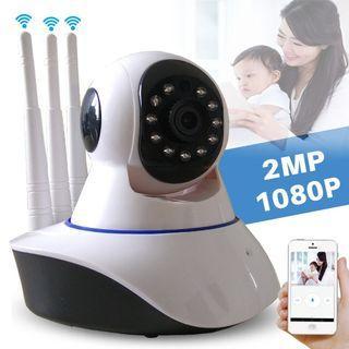 IP CCTV Camera Wireless Security Camera 2MP HD 1080P Wifi Night Vision