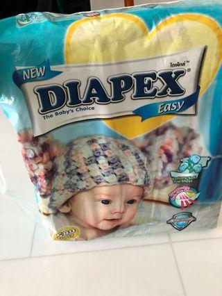 Diapers S size