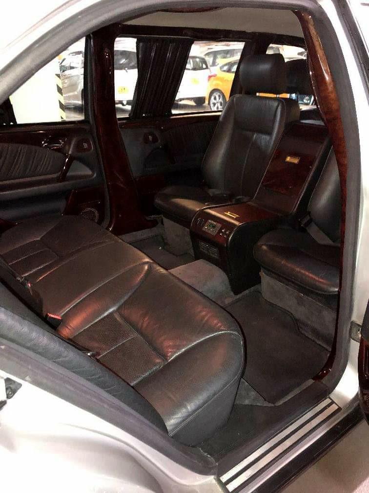 1998 MERCEDES-BENZ E280XL BINZ 加長版