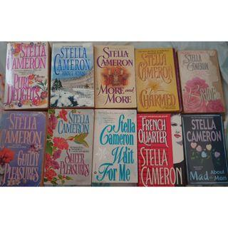 Preloved Fiction English Romance Books Novels By Stella Cameron