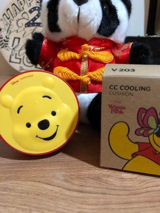 CC Cushion Winnie The Pooh Limited Edition