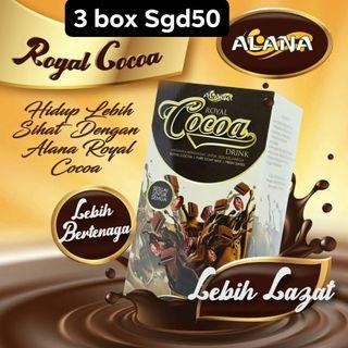 Royal cocoa