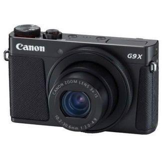 🚚 Canon PowerShot G9X Mark II