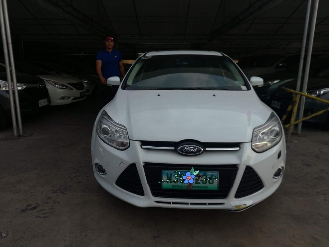 2013 Ford Focus 2.0L Sport A/T Gasoline  only P10T monthly at 30% DP