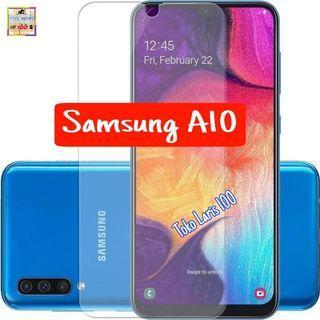 Anti Gores Samsung A10 - Pelindung Layar Bening