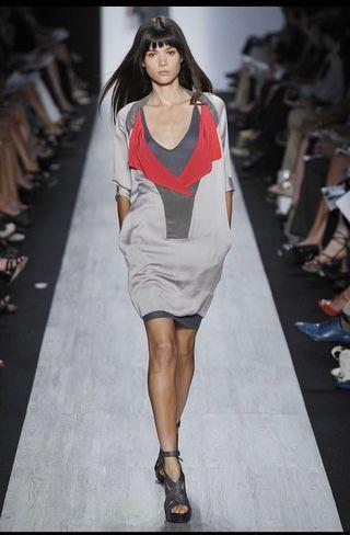 BCBG Max Azria Runway Tunic Dress