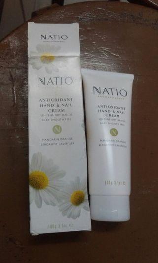 Natio Antioxdant Hand and Nail cream