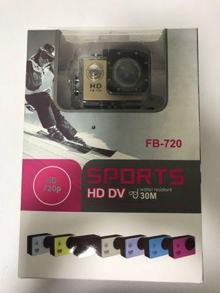 🚚 HD DV FB 720 Sports
