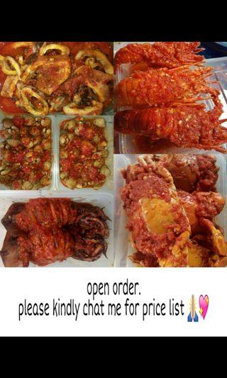 Seafood yuk