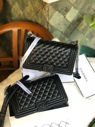 Chanel Boy Maxi set box 25cm