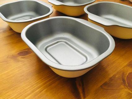 Ikea Baking Pie Dishes x4