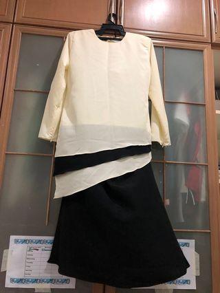 Baju Kurung Moden Dewi Sofiea