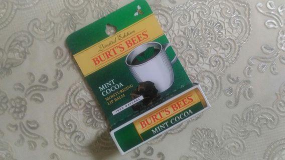 Burts bees全新💕護唇膏🌼