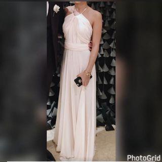 Multiway Dress / Blush