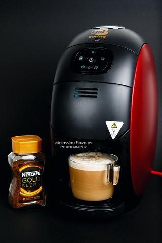 Nescafe Gold Blend Barista Machine