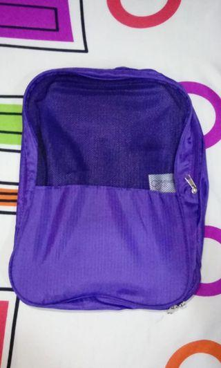 Purple Shoe Bag (Brand New)