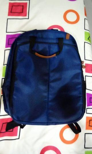 Navy Blue Laptop Bag (Brand New)