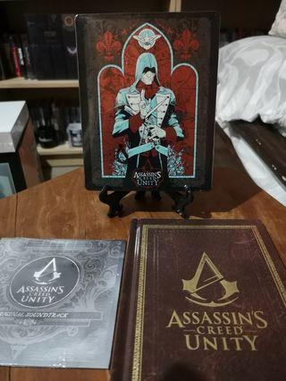 Assassin Creed Unity Limited Edition Merch