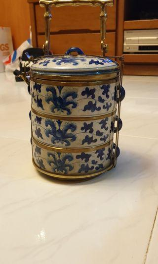 🚚 Vintage  Chinese Tiffin