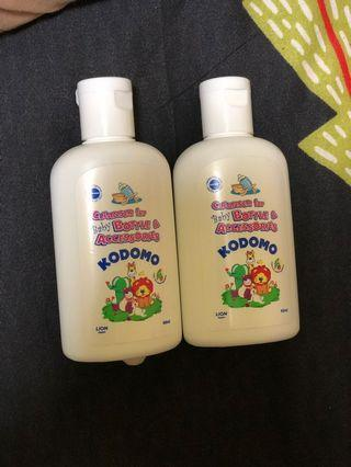Cleanser for baby bottle & accessories
