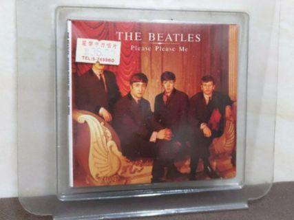 The beatles mini cd