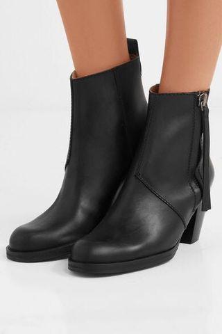 🚚 ACNE 經典短靴