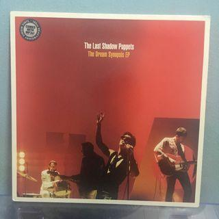LP The last shadow puppets EP